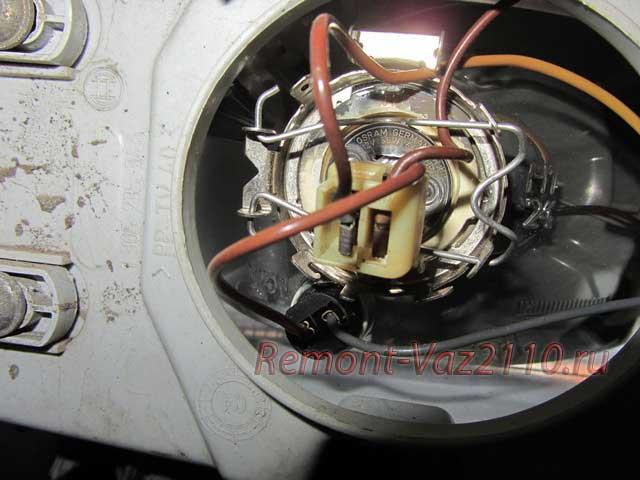 Фото №12 - ВАЗ 2110 ремонт термостата