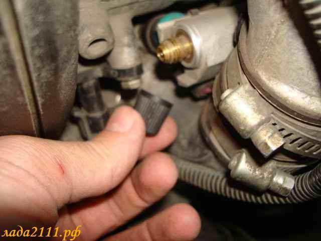 Фото №26 - нет давления в топливной рампе ВАЗ 2110