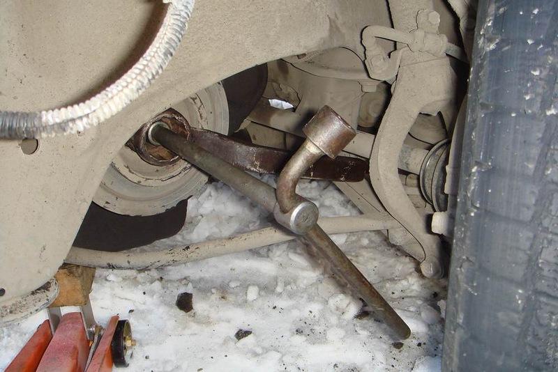 Фото №20 - какая резьба на коленвале ВАЗ 2110