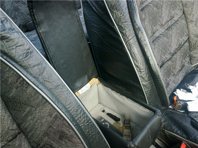 Фото №16 - подлокотник на ВАЗ 2110 своими руками