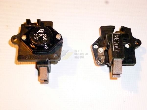 Фото №19 - размеры щётки генератора ВАЗ 2110