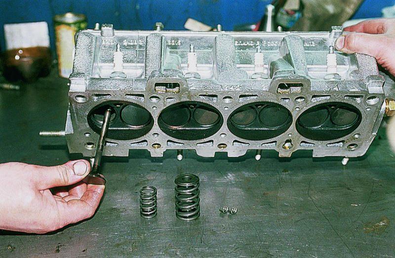 Фото №2 - неисправности ВАЗ 2110 инжектор 8 клапанов