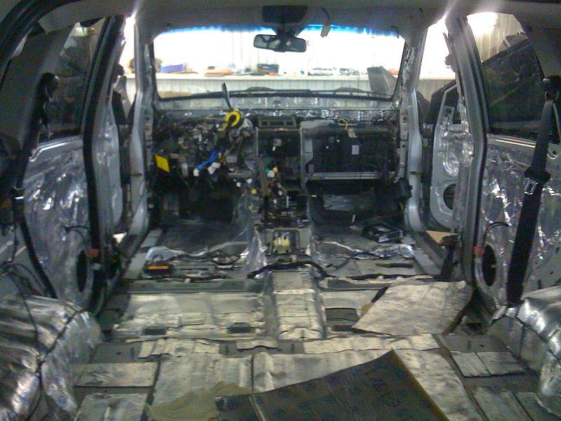 Фото №8 - ремонт автомобиля ВАЗ 2110 своими руками