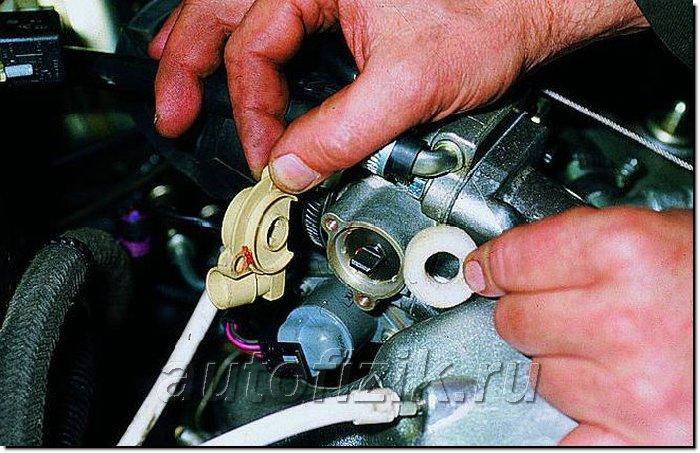 Фото №2 - ремонт датчика дроссельной заслонки ВАЗ 2110