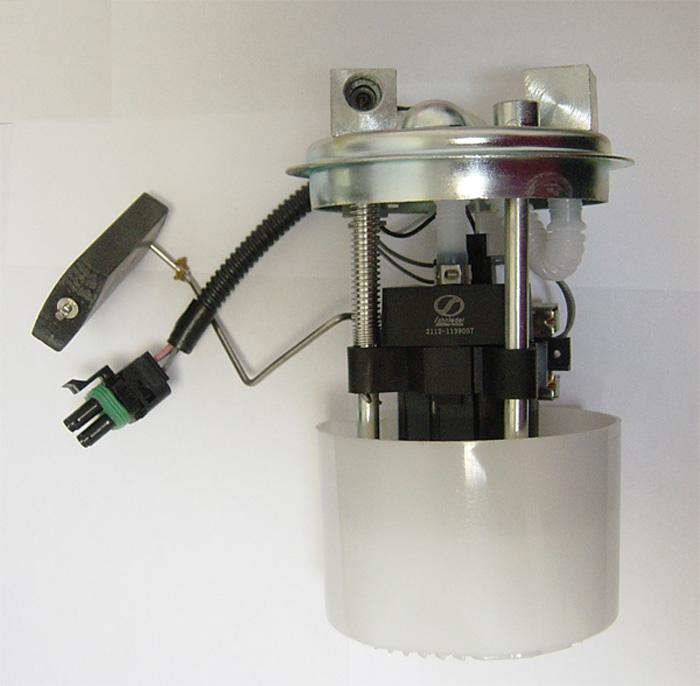 Фото №22 - характеристика бензонасоса ВАЗ 2110 инжектор