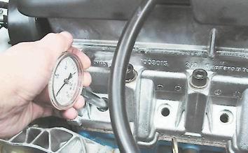 Фото №22 - ВАЗ 2110 нет компрессии в 1 цилиндре