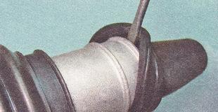 Фото №28 - замена пыльника рулевой рейки ВАЗ 2110