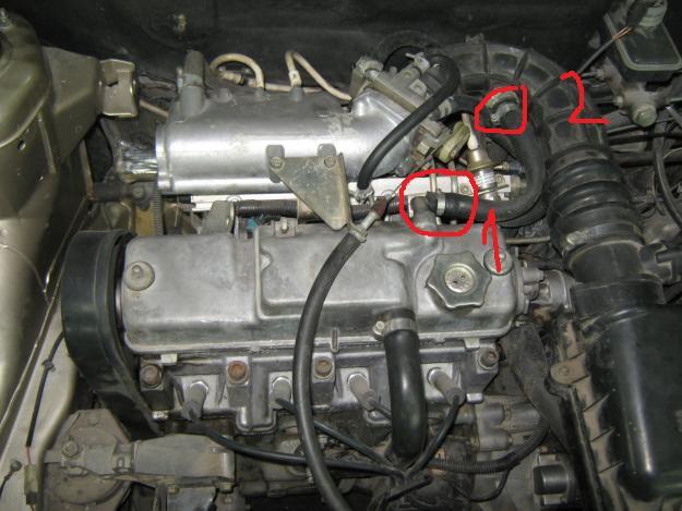 Фото №3 - ремонт ВАЗ 2110 инжектор 8 клапанов