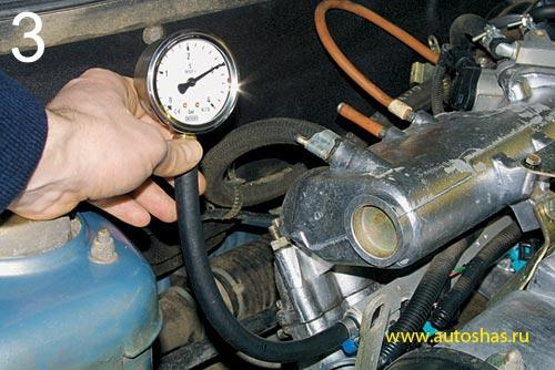 Фото №32 - как проверить работу бензонасоса ВАЗ 2110