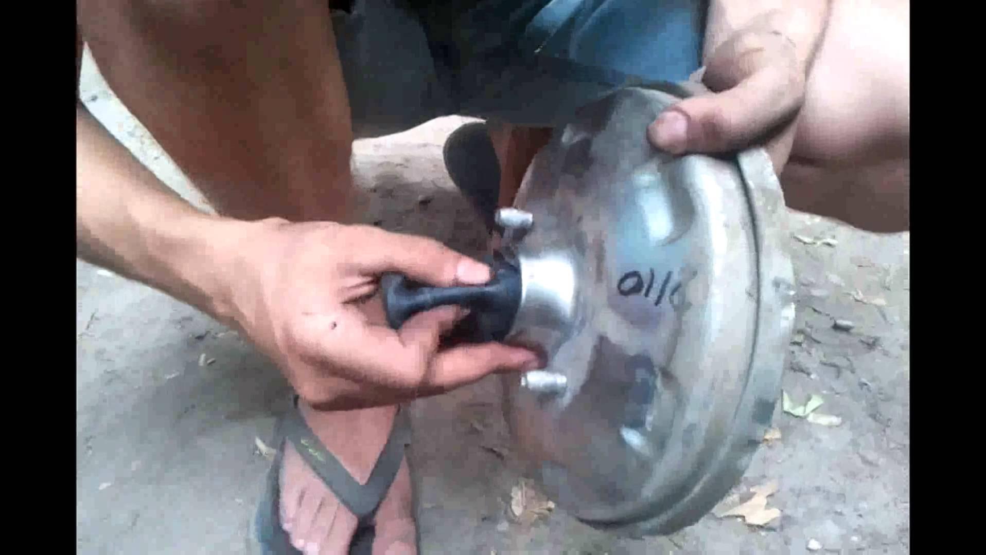 Фото №21 - вакуумный усилитель тормозов ВАЗ 2110 ремонт