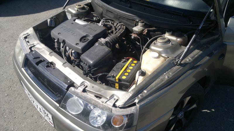 Фото №28 - какой аккумулятор лучше для ВАЗ 2110