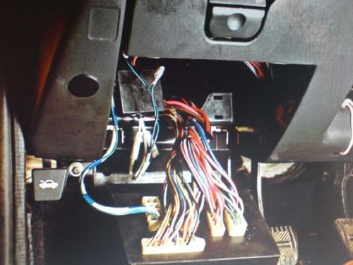 Фото №35 - проводка стеклоподъемников ВАЗ 2110