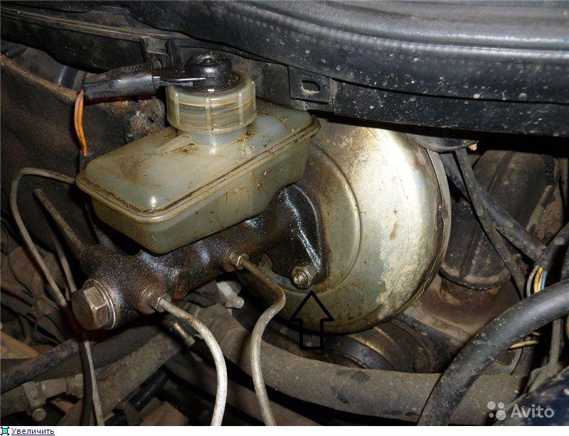 Фото №29 - тормозная жидкость уходит ВАЗ 2110