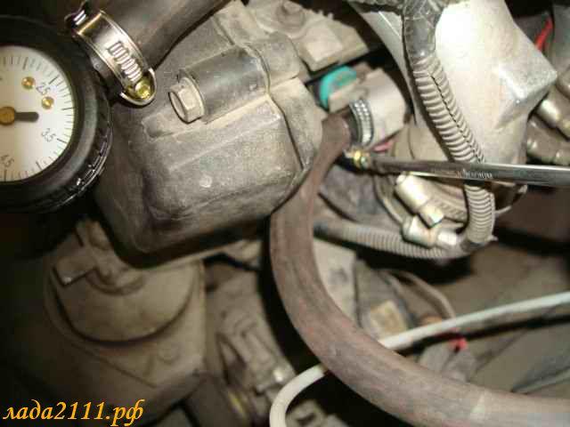 Фото №20 - давление топлива ВАЗ 2110