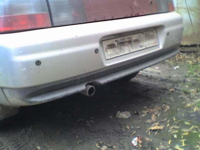 Фото №26 - установка парктроника на ВАЗ 2110