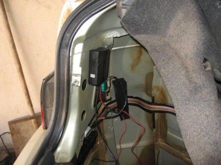 Фото №11 - установка парктроника на ВАЗ 2110