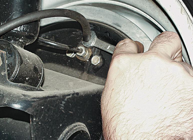 Фото №36 - тормозная жидкость уходит ВАЗ 2110