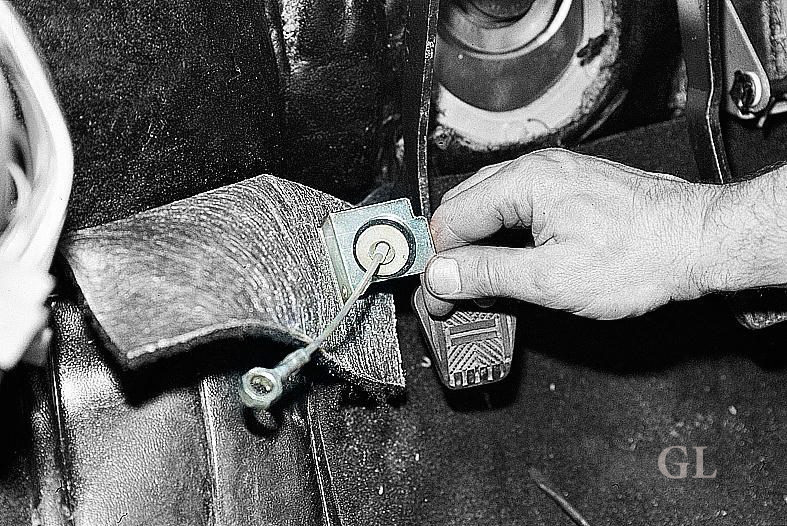 Фото №19 - замена троса сцепления ВАЗ 2110