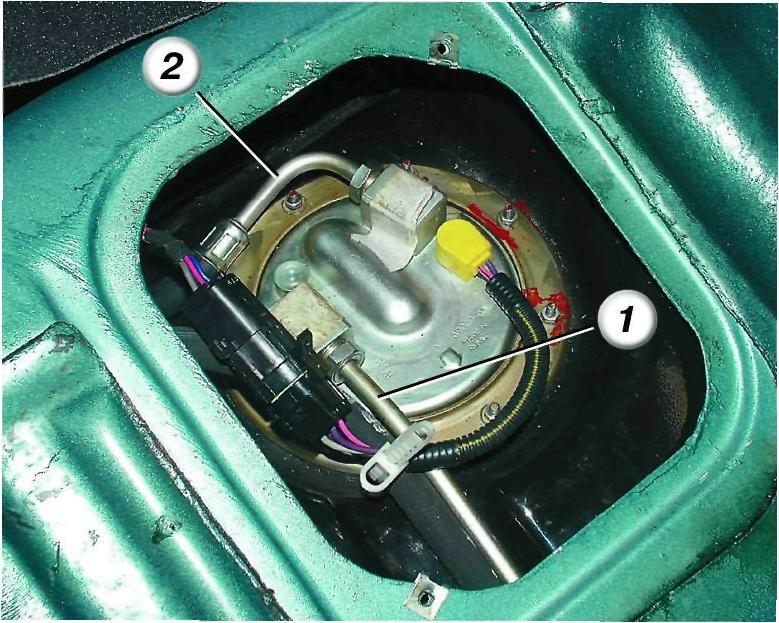 Фото №37 - как проверить работу бензонасоса ВАЗ 2110