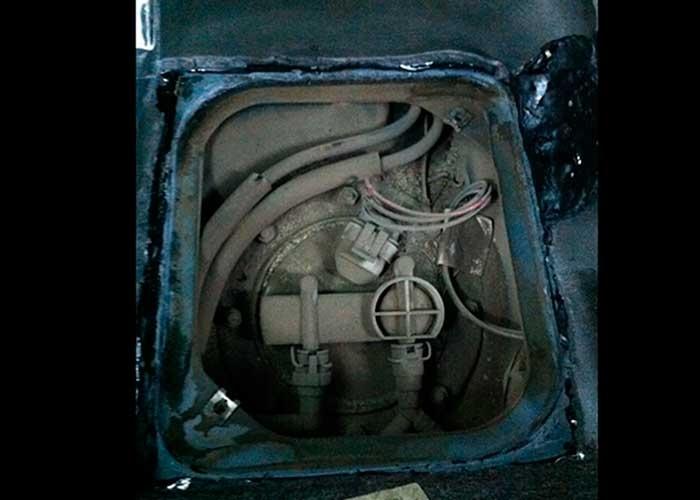 Фото №26 - ВАЗ 2110 замена топливного насоса