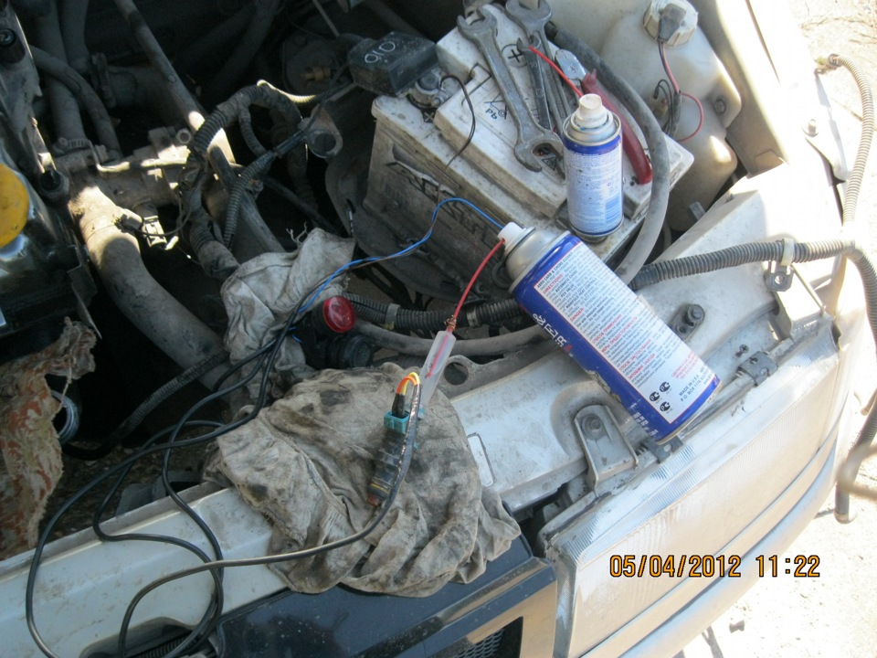 Фото №22 - прочистка форсунок инжектора своими руками ВАЗ 2110
