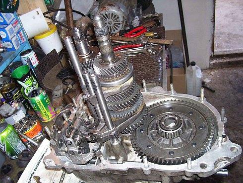 Фото №35 - ремонт коробки передач на ВАЗ 2110 своими руками