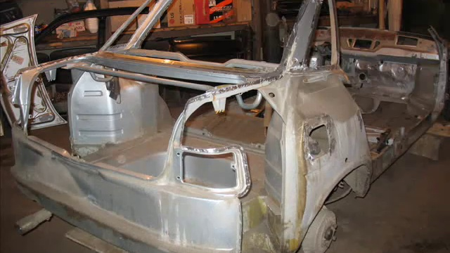 Фото №16 - ремонт кузова ВАЗ 2110 своими руками