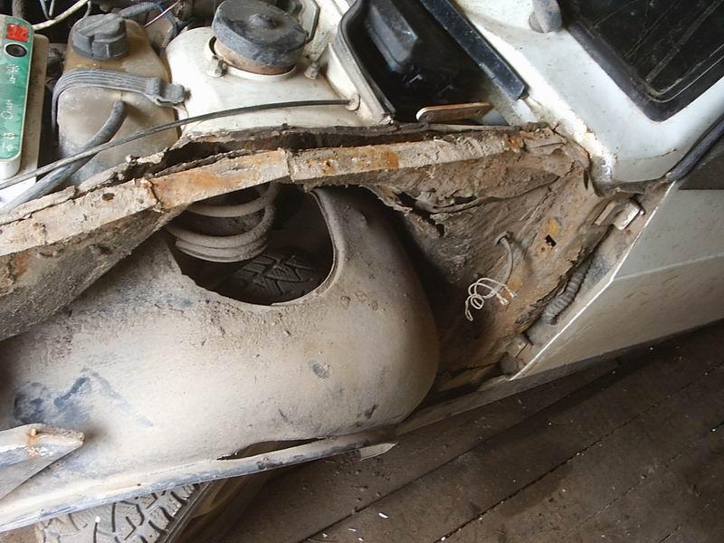 Фото №30 - ремонт кузова ВАЗ 2110 своими руками