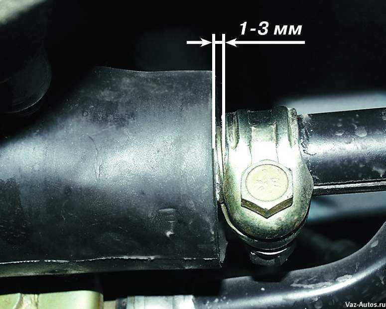 Фото №39 - регулировка рычага переключения передач ВАЗ 2110