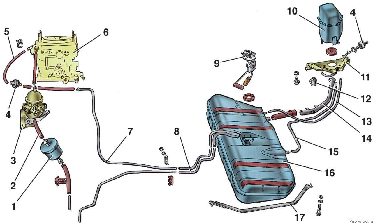 Фото №20 - как проверить исправность бензонасоса ВАЗ 2110