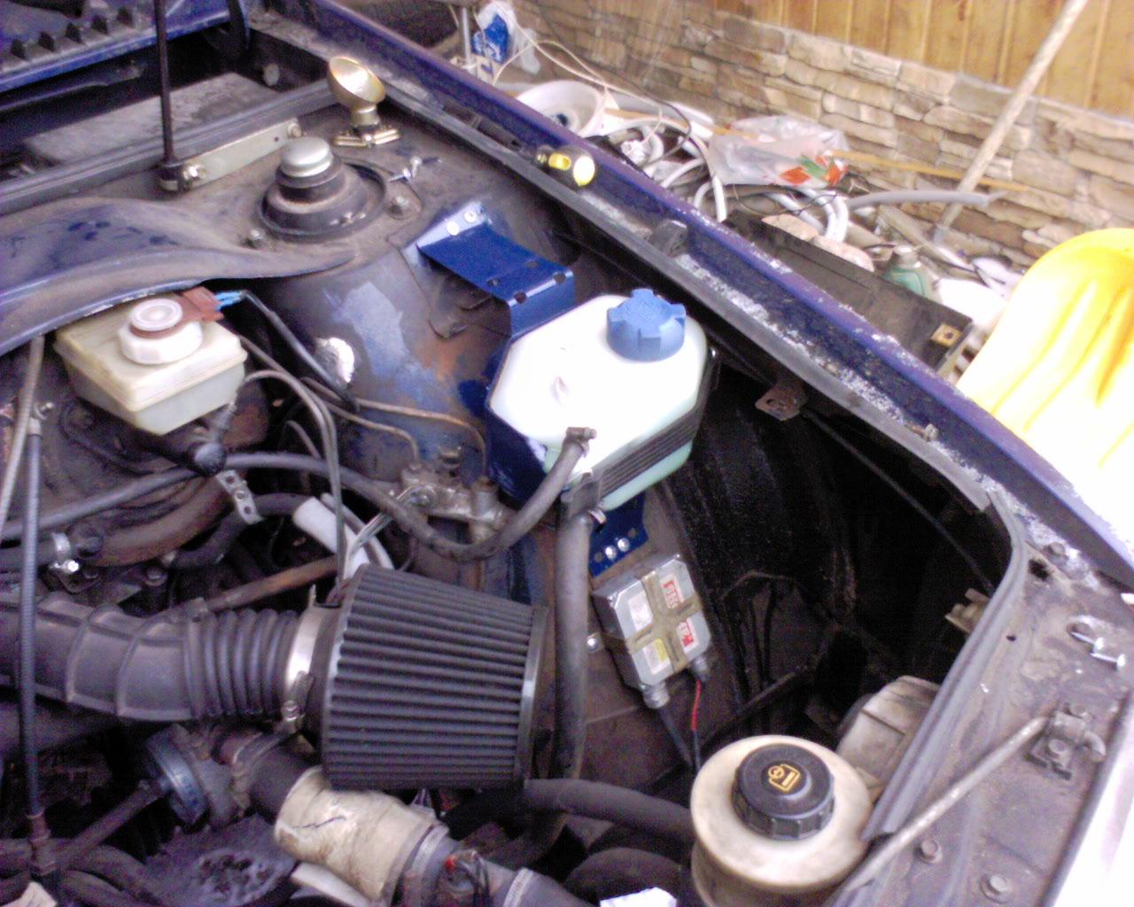 Фото №17 - выкидывает тосол из расширительного бачка ВАЗ 2110