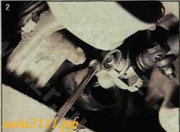 Фото №32 - течёт масло из коробки передач ВАЗ 2110