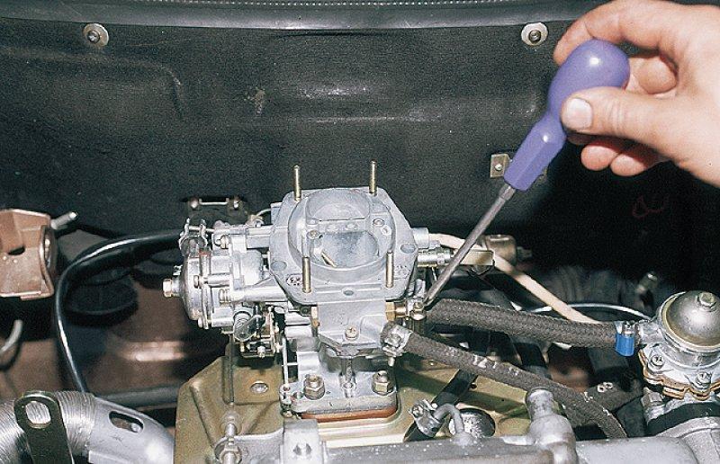 Фото №8 - термостат ВАЗ 2110 карбюратор