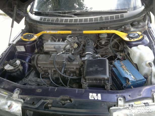 Фото №17 - двигатель ВАЗ 2110 инжектор
