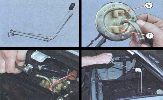 Фото №38 - как проверить датчик уровня топлива ВАЗ 2110