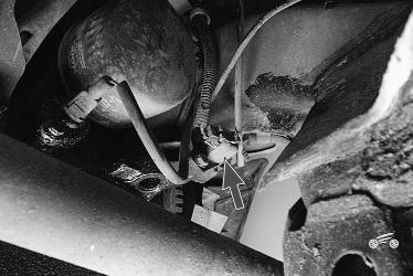 Фото №14 - неисправность датчика топлива ВАЗ 2110