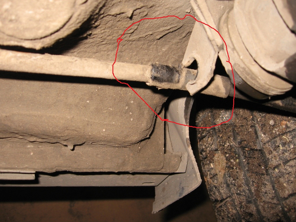 Фото №22 - скрип в задней подвеске ВАЗ 2110