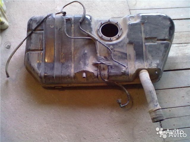 Фото №4 - как проверить исправность бензонасоса ВАЗ 2110