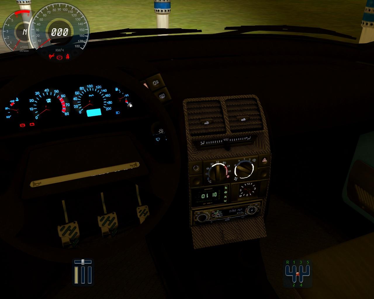 Фото №25 - значение кнопок на панели ВАЗ 2110