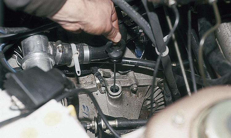 Фото №14 - замена масла в коробке передач ВАЗ 2110