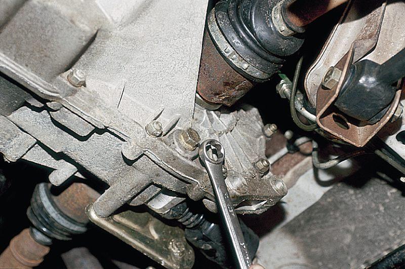 Фото №12 - замена масла в коробке передач ВАЗ 2110