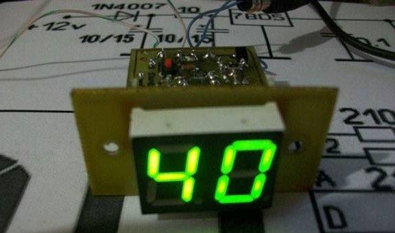 Фото №14 - указатель уровня топлива ВАЗ 2110
