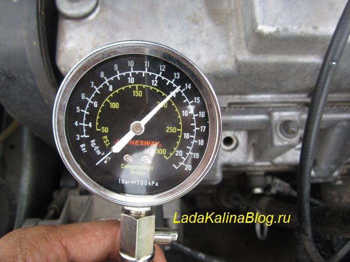 Фото №7 - ВАЗ 2110 нет компрессии в 1 цилиндре