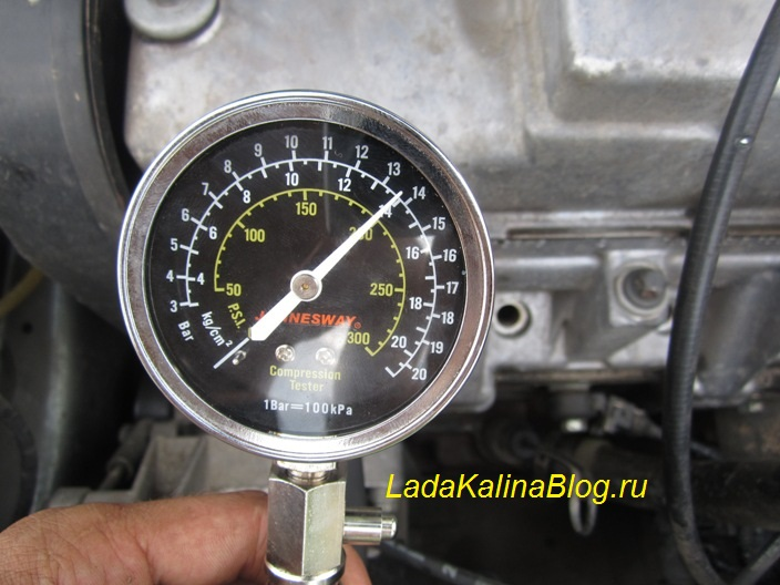 Фото №19 - ВАЗ 2110 компрессия