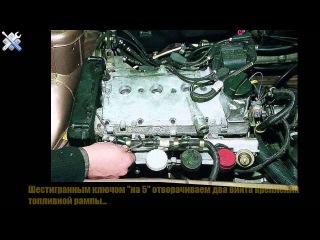 Фото №17 - ВАЗ 2110 давление топлива в рампе