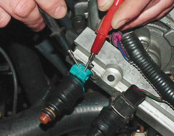 Фото №19 - замена форсунок ВАЗ 2110 8 клапанов