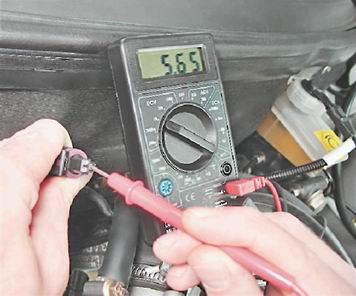 Фото №17 - как проверить дпдз ВАЗ 2110 мультиметром