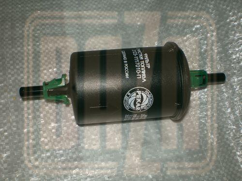 Фото №2 - ВАЗ 2110 бензиновый фильтр