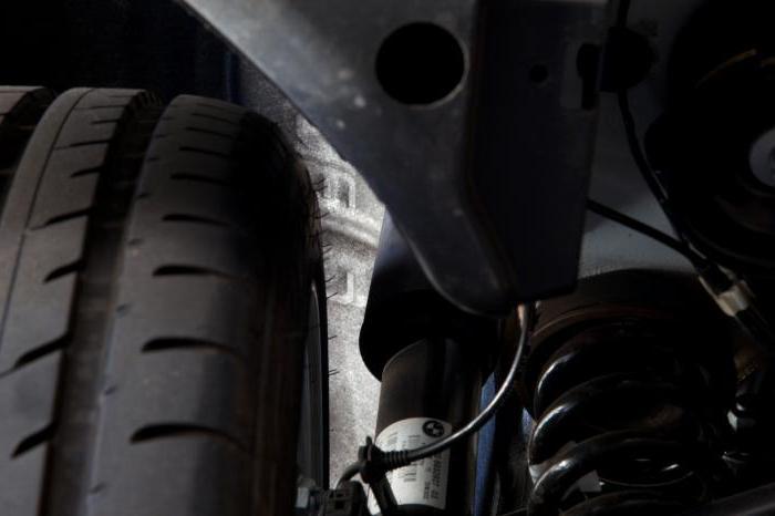 Фото №2 - стук задней подвески ВАЗ 2110