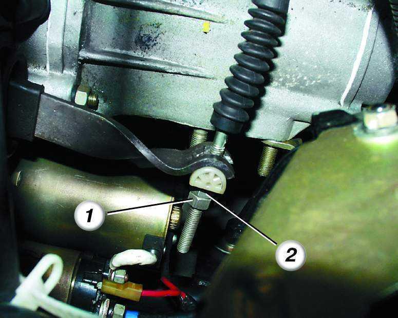 Фото №42 - замена тросика сцепления на ВАЗ 2110